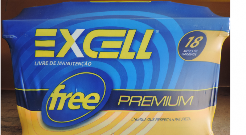 Bateria Excell 45