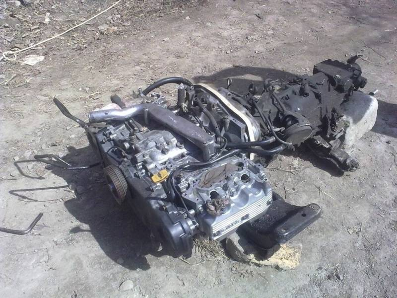 Motor Completo para Land Rover Discovery