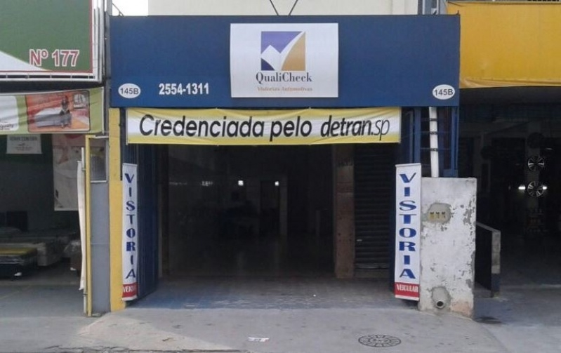Vistoria Cautelar Automotiva
